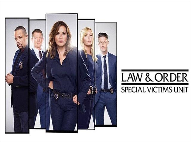 LAW&ORDER性犯罪特捜班