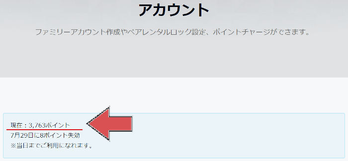 U-NEXTのポイント