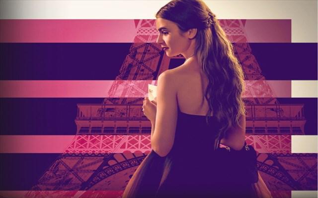 エミリー,パリへ行く