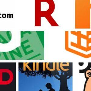 【ジャンル別】電子書籍が無料読み放題できるアプリ比較